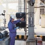 Suche von Leckagen in Druckluftsystemen mit Ultraschall SDT 270