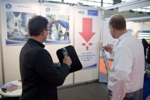Messe HDS Messtechnik Leckagesuche / Instandhaltung mit Ultraschall