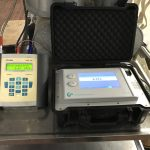 Fluxis G601 Ultraschall Durchflussmessung