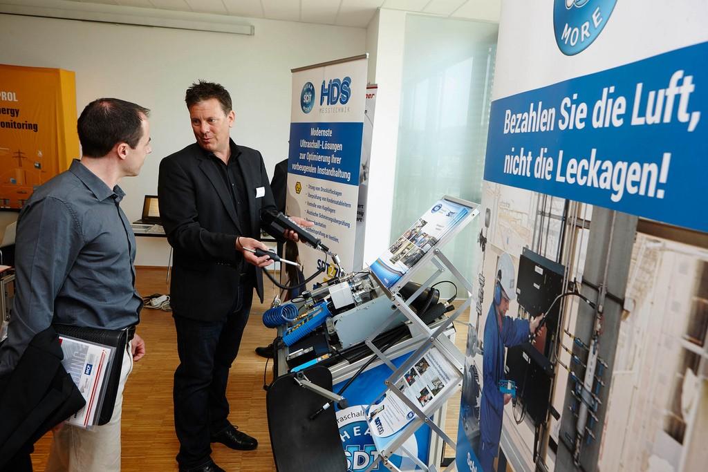 HDS Messtechnik auf der Instandhaltungstage 2015