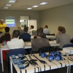 SDT Training Ultraschall Leckage