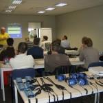 SDT Training Ultraschall Leckage