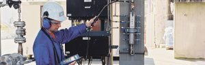 Leckagesuche mit Ultraschall, Lecksuchgerät SDT 270
