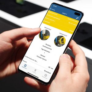 Leakreporter App