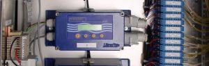 Durchflussmessung mit Minisonic 600