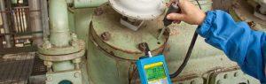 SDT 270 Lagerüberwachung mit Ultraschall